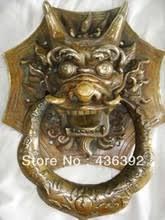 foo dog door knocker buy dog door knockers and get free shipping on aliexpress