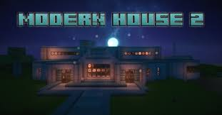 minecraft modern house design 2 youtube