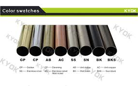 Curtain Rods Sale Factory 2015 Sale Nigeria Attractive Style Metal Double