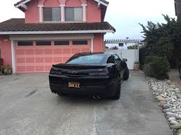blacked out 2014 camaro debadge black out or leave camaro5 chevy camaro forum camaro