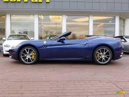 Ferrari California 2013 - 2013 blu tour de france blue metallic ferrari california 30