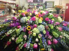 how to make a casket spray casket spray fresh flowers funeral pieces casket