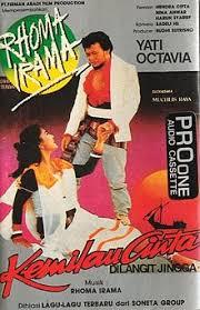 film rhoma irama begadang 2 kemilau cinta di langit jingga wikipedia bahasa indonesia