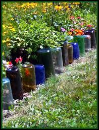 Homemade Garden Decor – 25 garden ideas for more freshness and