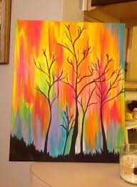 333 best paint party ideas images on pinterest abstract canvas