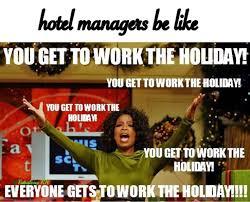 Housekeeper Meme - hotelier resort manager hotelier story pinterest hotel