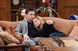nichole on days of our lives with short haircut days of our lives spoilers chloe offers baby to deimos nicole