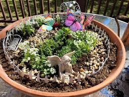 how to build a fairy garden with kids finding zest