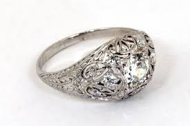 estate engagement rings estate wedding rings hair styles