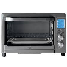 Toaster Oven Microwave Combination Cooks Signature 6 Slice Convection Rotisserie Toaster Oven 24003