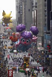 macy s thanksgiving day parade in new york