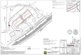 site plan design hope consulting civil engineers arkansas