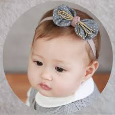 kids hair accessories aliexpress buy new fashion bow knot hair bands elastic bow