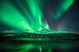 aurora borealis northern lights spectacular displays of the northern lights or aurora borealis in