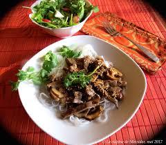 cuisiner du foie de veau la cuisine de messidor foie de veau à l asiatique