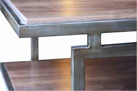 wood metal end table wood and iron end table new furniture extraordinary wood metal