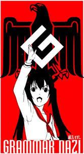 Grammer Nazi Meme - create meme grammar nazi