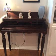 Antique Spinet Desk Vintage Piano Desk Collectors Weekly