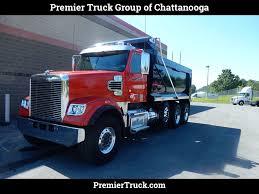 dump truck 2018 new freightliner 122sd dump truck at premier truck group