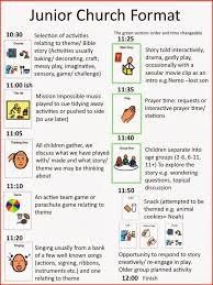 children s church schedule ideas children s church