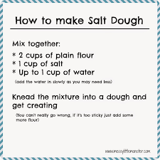 how to make salt dough salt dough crafts salt dough and dough