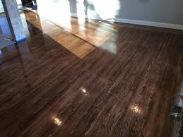 walnut stained hardwood floors in st paul hardwood floors