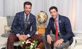 Property Brothers Cast Stars Snap Portraits At The Producers Ball While The U0027sicario