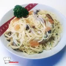 cuisiner le hareng frais spaghetti hareng et saumon recette cookeo mimi cuisine