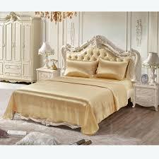 Bed Sheet Set Online Get Cheap Silk Sheets Set Aliexpress Com Alibaba Group