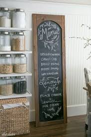 chalkboard in kitchen ideas 19 amazing kitchen decorating ideas chalkboards menu and kitchens