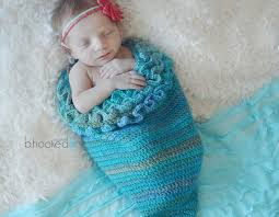 mystick mermaid cocoon free crochet pattern