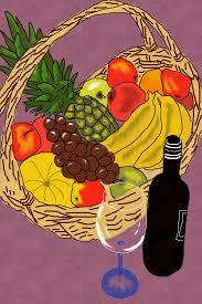 thanksgiving fruit basket freebies thanksgiving clip