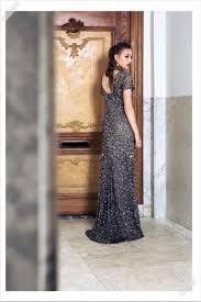 jurken huren adrianna papell aster maxi dress elegant