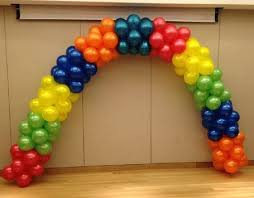 helium balloon delivery nyc 42 best baloon arcs images on balloon decorations