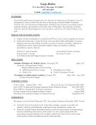 Law Enforcement Sample Resume by Sample Resume For Inventory Clerk Free Resume Example And