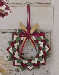 quilted starry ornament pattern keepsake quilting