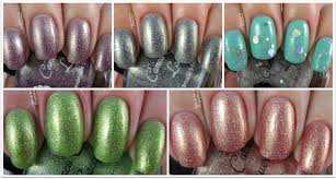right on the nail cameo colours lacquers spring 2017 floral
