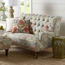 country sofas and loveseats remarkable 12 floral pattern sofa designs rilane regarding amazing