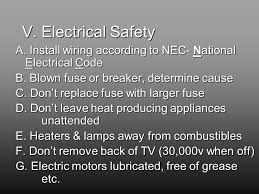 electrical principles and wiring materials objectives 1 am16 01