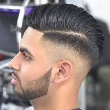 skin fade comb over hairstyle 35 popular haircuts for men 2018 high skin fade popular