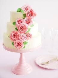 wedding cake diy how to make a wedding cake hgtv