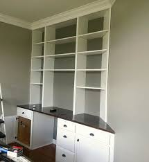home office built in bookshelves moving to the country