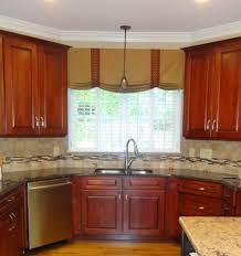 upper corner kitchen cabinet bathroom tub and shower ideas kitchen cabinet valance ideas