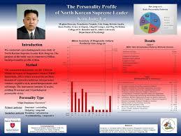north korean leader kim jong un u0027s personality profile uspp