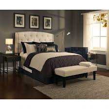 Black Leather Bedroom Furniture by Leather Headboard Bedroom Set Furniture Sets Queen Size King Image