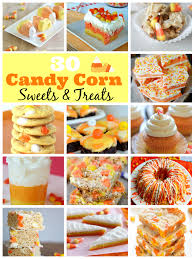 halloween candy sale 30 candy corn recipes sweets and treats liz on call
