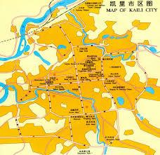 Qingdao China Map by Kaili Map U0026 Location China Maps Map Manage System Mms