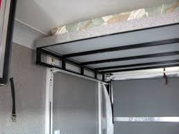 happijac bed happijac bed lift optional double bunk bendtrailers com