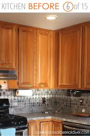 kitchen cabinet ideas without doors 15 inspiring before after kitchen remodel ideas must see