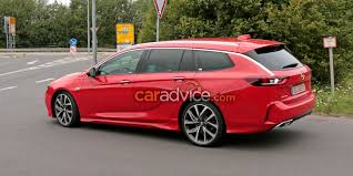 2018 opel insignia wagon 2018 opel insignia gsi sports tourer spied at the nurburgring